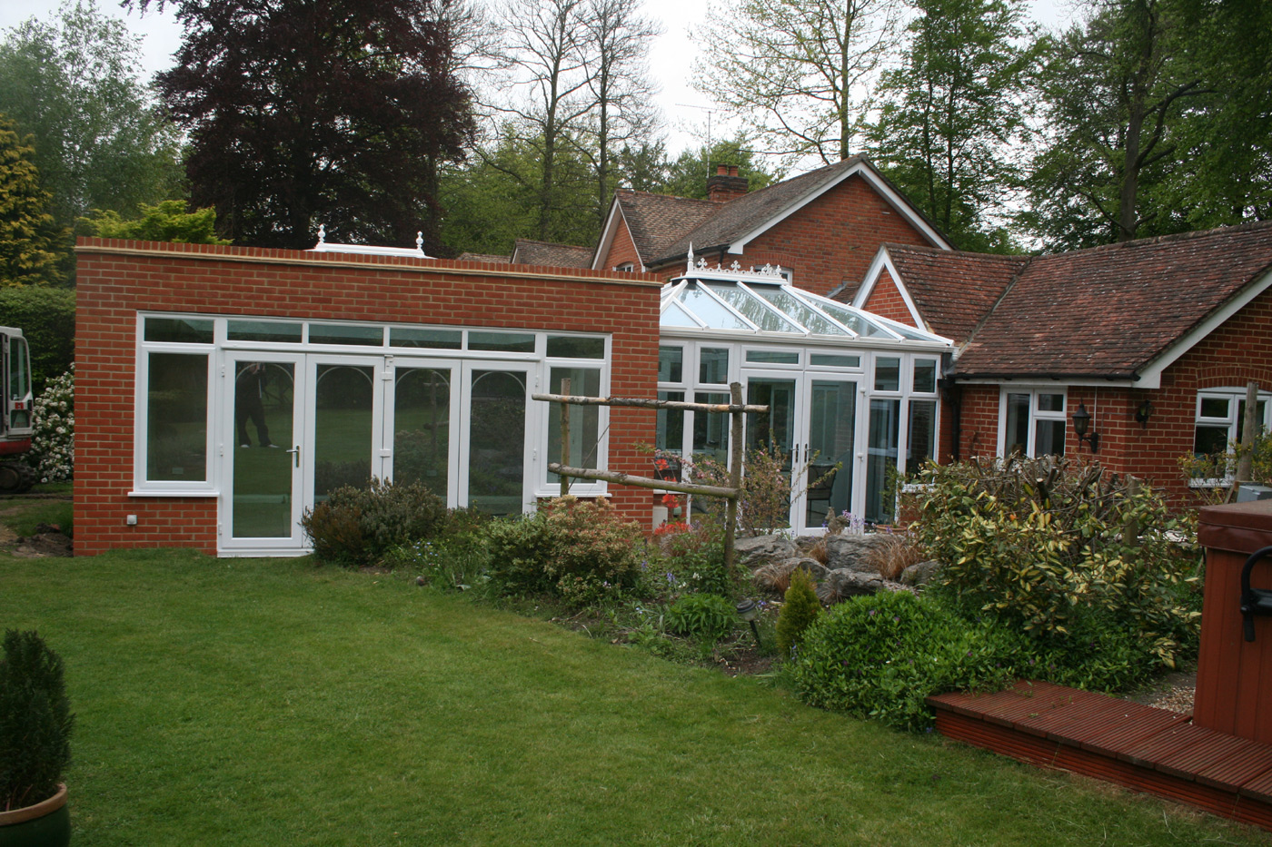 Landscaping and Extension