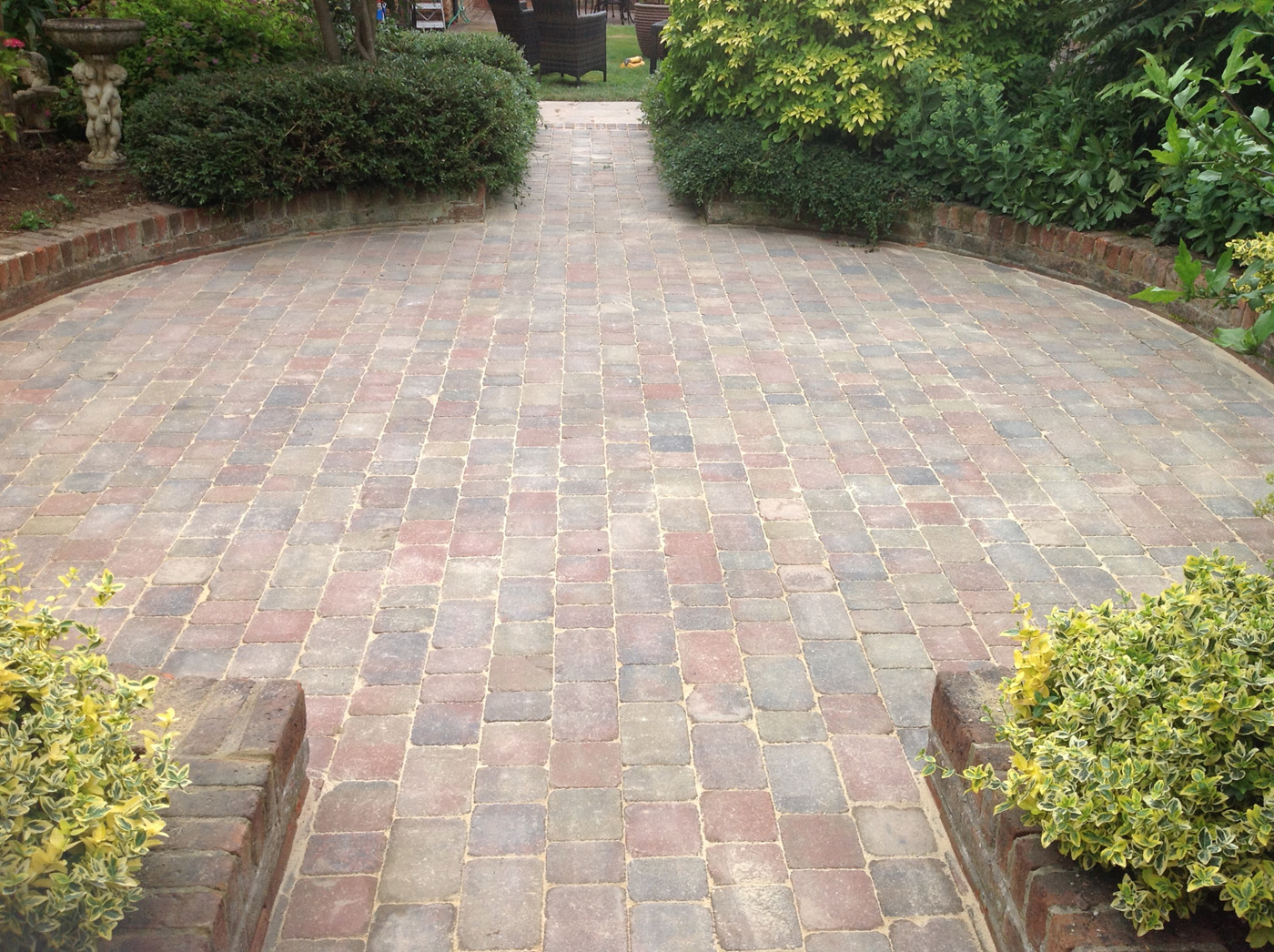 Landscaping and Paving